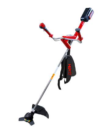 How to solve the problem of the newly purchased brush cutter?