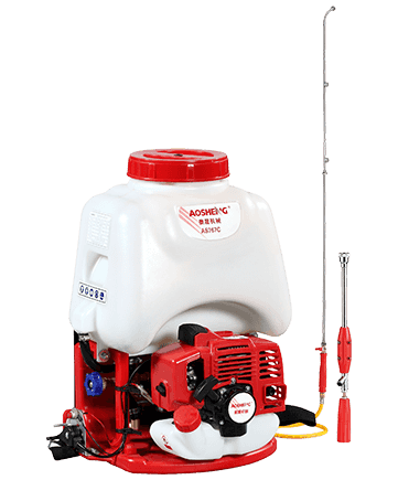 AS767C  Knapsack Power Sprayer